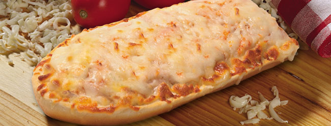 Cheese French Bread Pizza Zap A Snack Pizza Fundraising